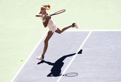Tennis: fin de série pour Kvitova à Indian Wells