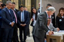 Election présidentielle en Colombie - Droite et gauche ont désigné leurs candidats présidentiels