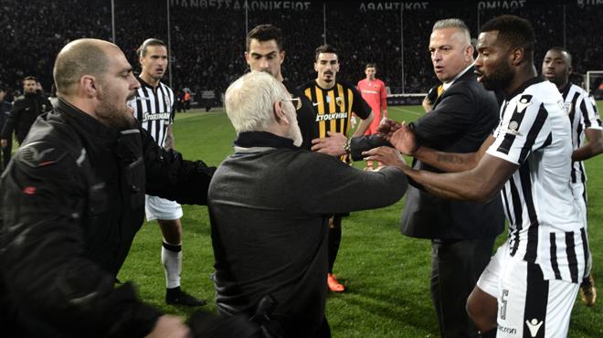Grèce : Le PAOK Salonique récupère ses trois points perdus