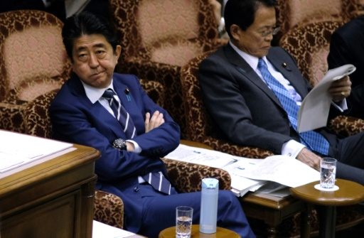 Japon: le ministre des Finances admet des falsifications dans un scandale