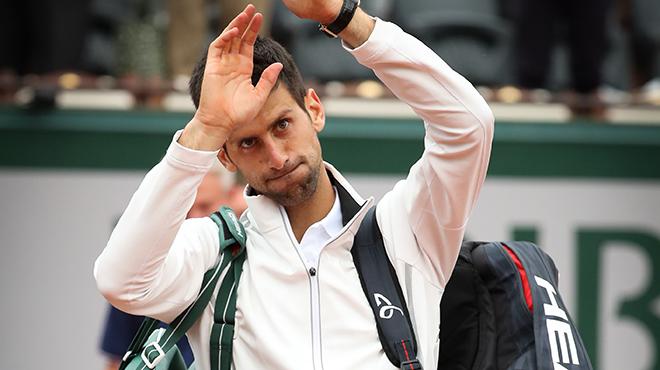 Djokovic stoppé d'entrée par le Japonais Taro Daniel à l'Indian Wells: