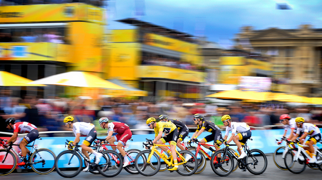 Le Tour de France partira de Nice en 2020 — Cyclisme
