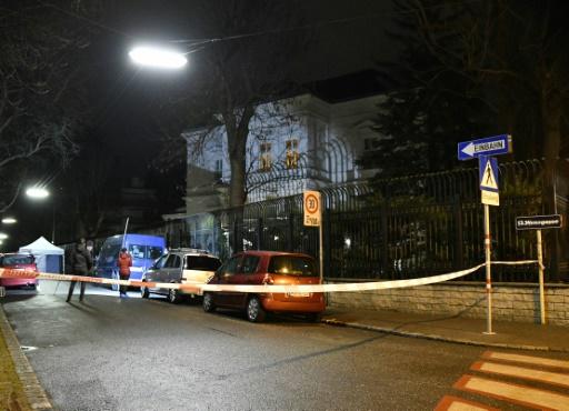 Autriche: attaque au couteau devant la résidence de l'ambassadeur d'Iran à Vienne, l'assaillant abattu