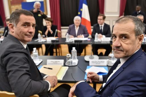 Corse dans la Constitution: un