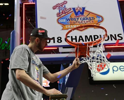 NCAA: Tillie rêve en grand avec Gonzaga