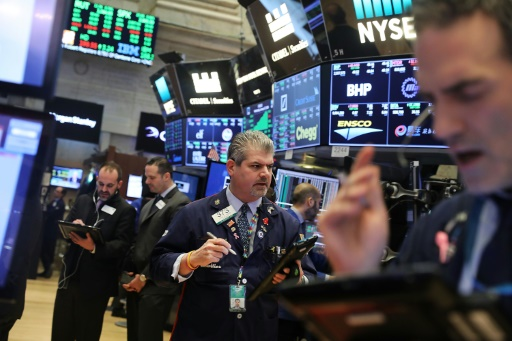 Wall Street, en ordre dispersé, reprend son souffle