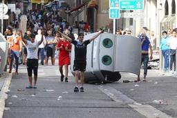 Euro 2016 - Un hooligan russe écroué en France pour l'agression d'un Anglais lors de l'Euro-2016
