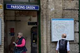 Explosion dans le métro à Londres - L'auteur présumé de l'attentat du métro londonien