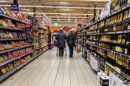 Faire ses courses dans un supermarché belge est toujours moins avantageux