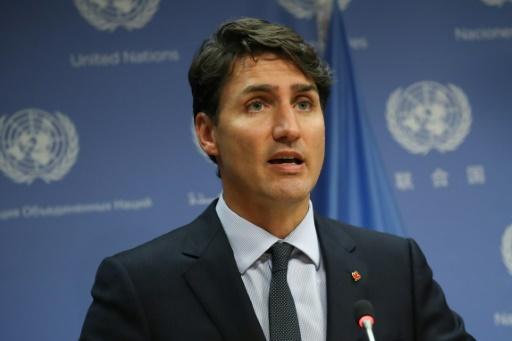 Acier et aluminium: nouvel entretien entre Trudeau et Trump