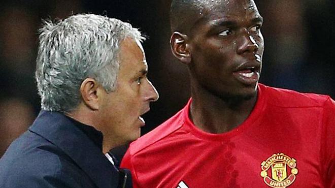 Ligue des champions: y-a-t-il un malaise entre Paul Pogba et José Mourinho?