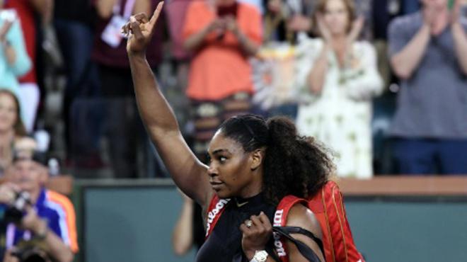 Le retour de Serena Williams écourté par sa soeur qui n'a pas fait de sentiments