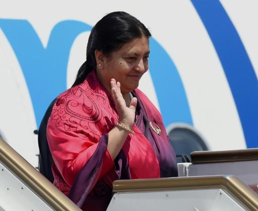 Second mandat pour la présidente du Népal, première femme à ce poste