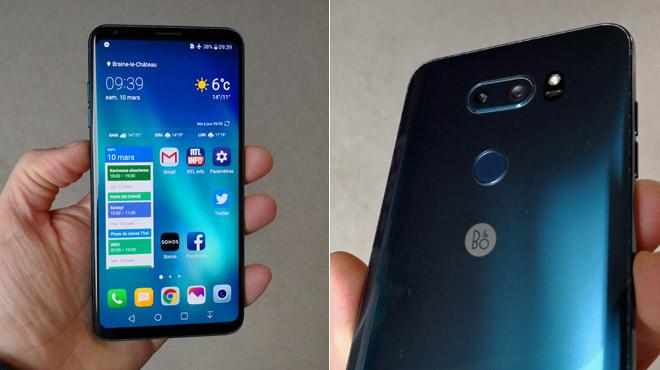 LG ne parvient pas à vendre de smartphones, alors qu'il a cet excellent modèle sous le coude: où est le problème ?