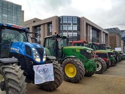 La Fugea appelle à la mobilisation des éleveurs à Bruxelles le 19 mars