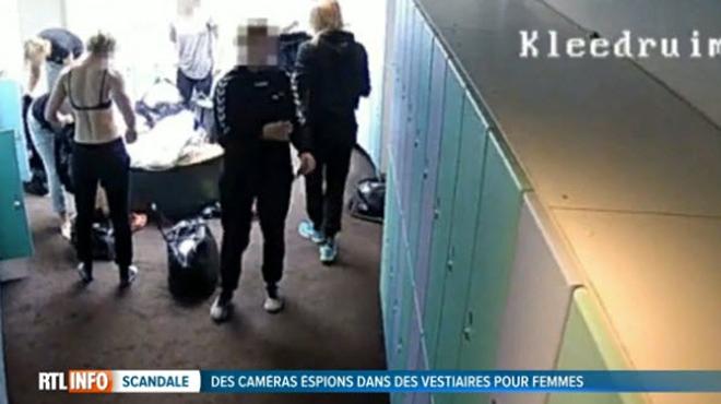 Le voyeur du complexe sportif de la haute école HoGent a avoué: il est placé sous mandat d'arrêt