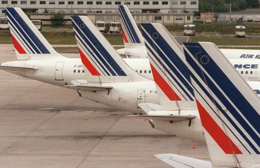 Air France la direction tente de désamorcer la grève du 23 mars