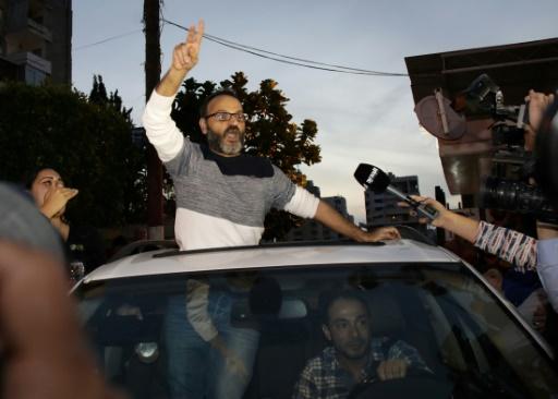 Liban: un acteur soupçonné de collaboration avec Israël relâché
