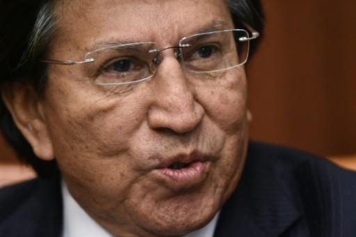 Le Pérou va demander aux Etats-Unis d'extrader l'ex-président Toledo