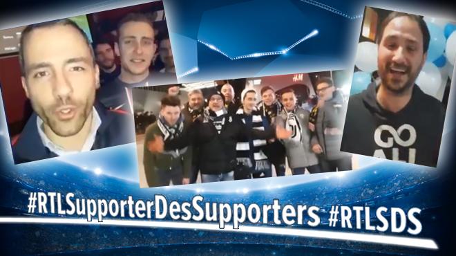 Vous êtes supporter de Manchester United, de l'AS Rome, de Séville ou du Shaktar? Envoyez-nous vos vidéos