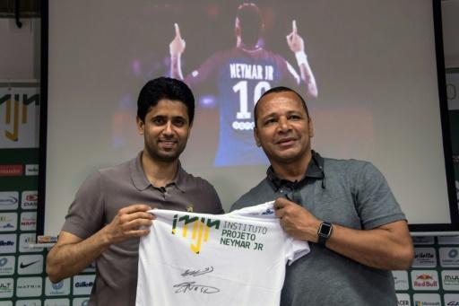 Ligue 1: le père de Neymar assure que son fils
