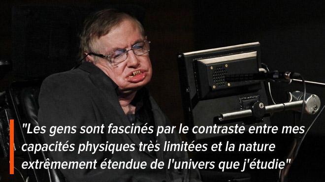 L'astrophysicien Stephen Hawking est mort: voici l'histoire d'un génie à qui on avait donné deux ans à vivre en... 1963