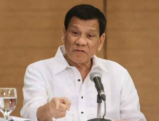 Philippines: Duterte annonce le retrait de son pays de la CPI