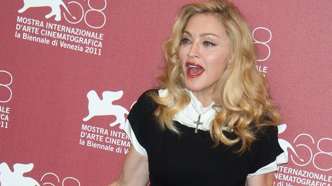 Madonna va réaliser un film inspiré d'une histoire vraie: