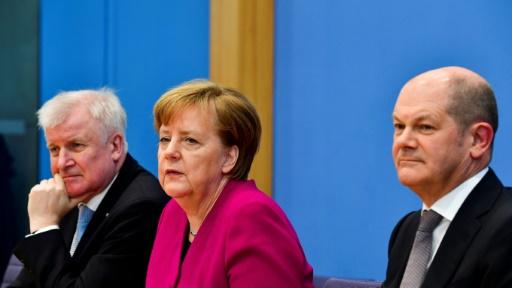 Gouvernement Merkel IV: l'Europe au coeur du mandat