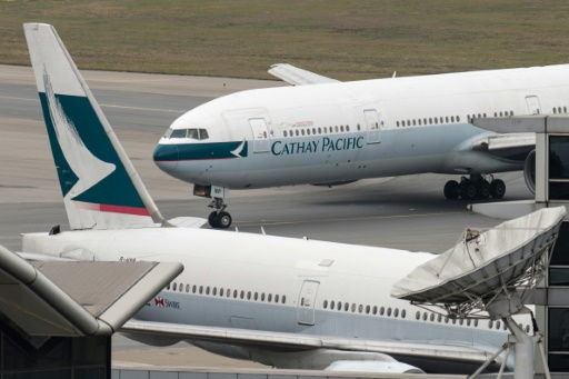 Cathay Pacific annonce des pertes pour 2017 mais se montre optimiste