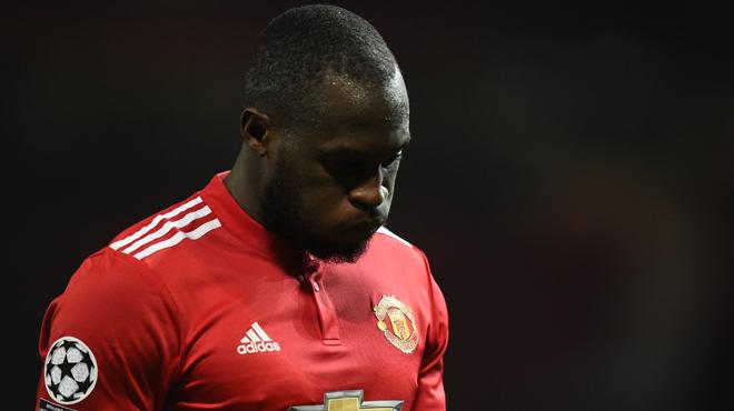 Romelu Lukaku n'y va pas de main morte après l'élimination de Manchester United: