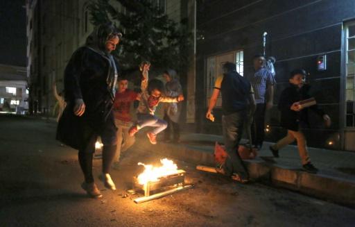 Iran: quatre morts et des milliers de blessés lors de la