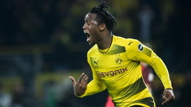 Dortmund pourrait débourser une somme record pour conserver Michy Batshuayi