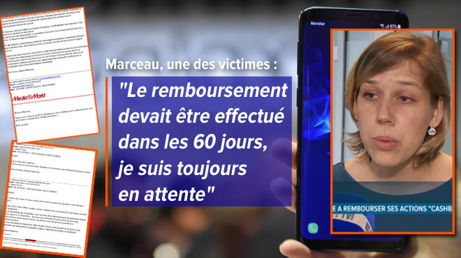 Six mois plus tard, Marceau et des centaines d'autres victimes n'ont toujours pas reçu le cashback promis par Samsung: voici la réponse du fabricant