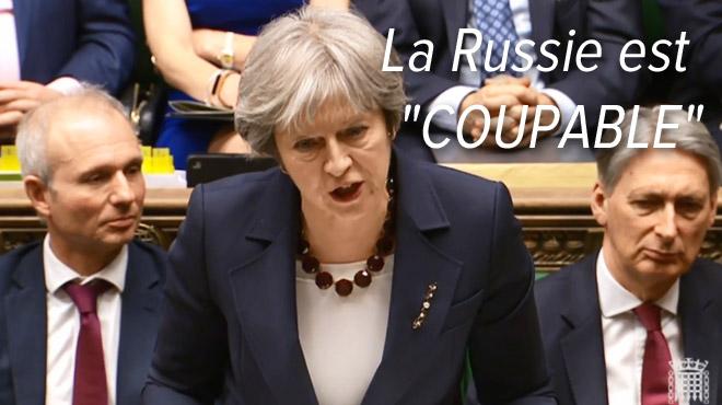 Ex-espion empoisonné: le Royaume-Uni suspend tous contacts bilatéraux avec la Russie et expulse 23 diplomates