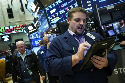 Wall Street s'inquiète des mesures protectionnistes de Trump