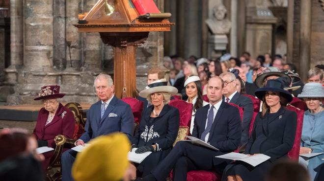 La famille royale britannique va boycotter le Mondial en Russie