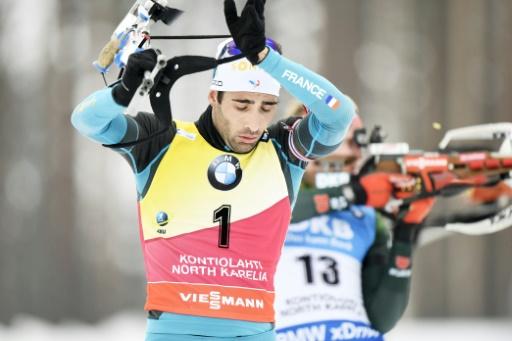 Mondial de Biathlon: Fourcade pour prendre le large, Dorin pour dire adieu