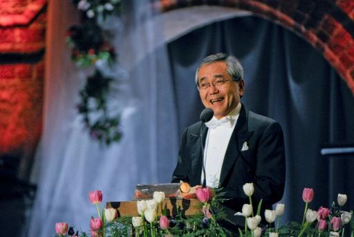 USA: un Nobel japonais hospitalisé, sa femme retrouvée morte