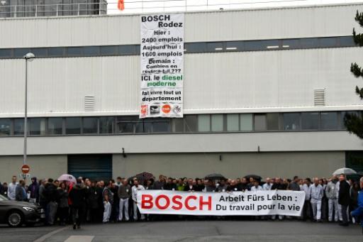 Bosch Rodez: Bruno Le Maire