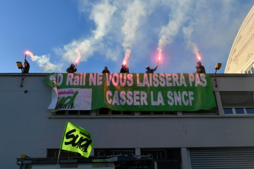 SNCF: les syndicats de cheminots sont prêts