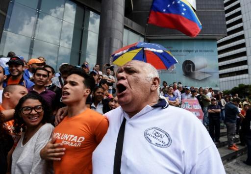 Venezuela : l'opposition manifestera samedi contre la présidentielle