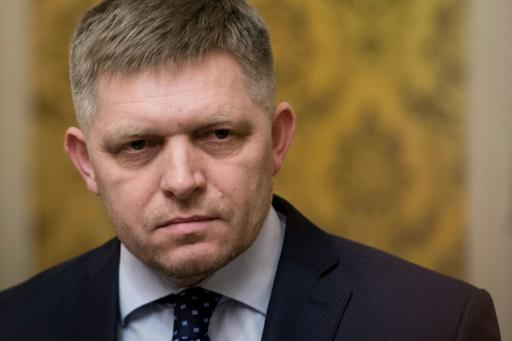 Slovaquie: le Premier ministre Fico présente sa démission