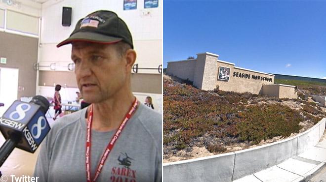 Un professeur californien tire accidentellement en classe avec son arme et blesse un élève...