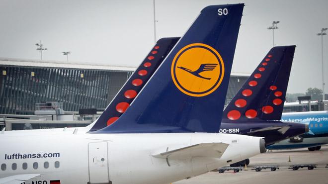 Lufthansa, maison-mère de Brussels Airlines, se porte très (très) bien