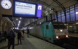 Le train Benelux entre Bruxelles et Amsterdam plus rapide à partir du 9 avril