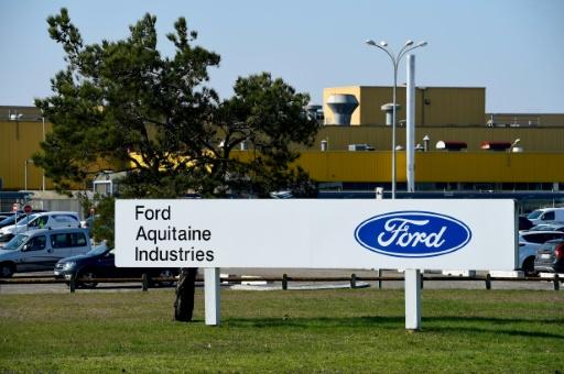 Ford: la direction Europe absente à Blanquefort, dit craindre pour sa