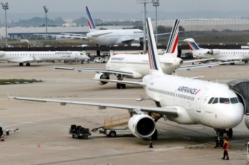 Air France: une nouvelle journée de grève