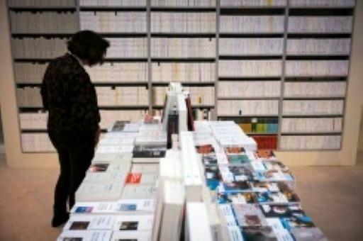 Paris: la crise avec la Russie s'invite au Salon Livre