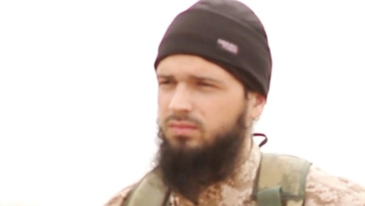 Le jihadiste Maxime Hauchard, considéré comme l'un des bourreaux de l'EI, est mort